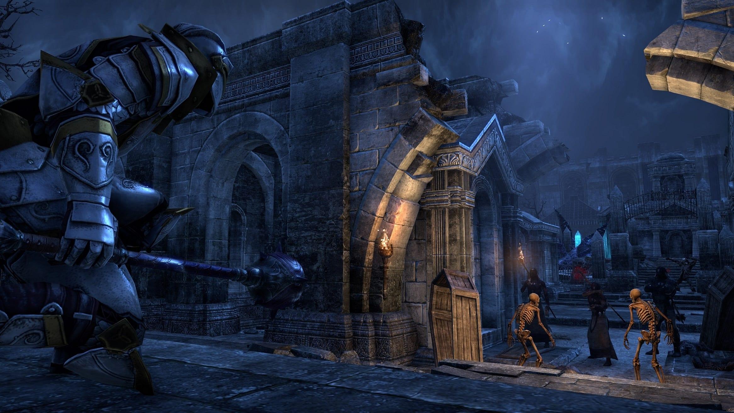 The Imperial City Guide The Basics Elder Scrolls Online