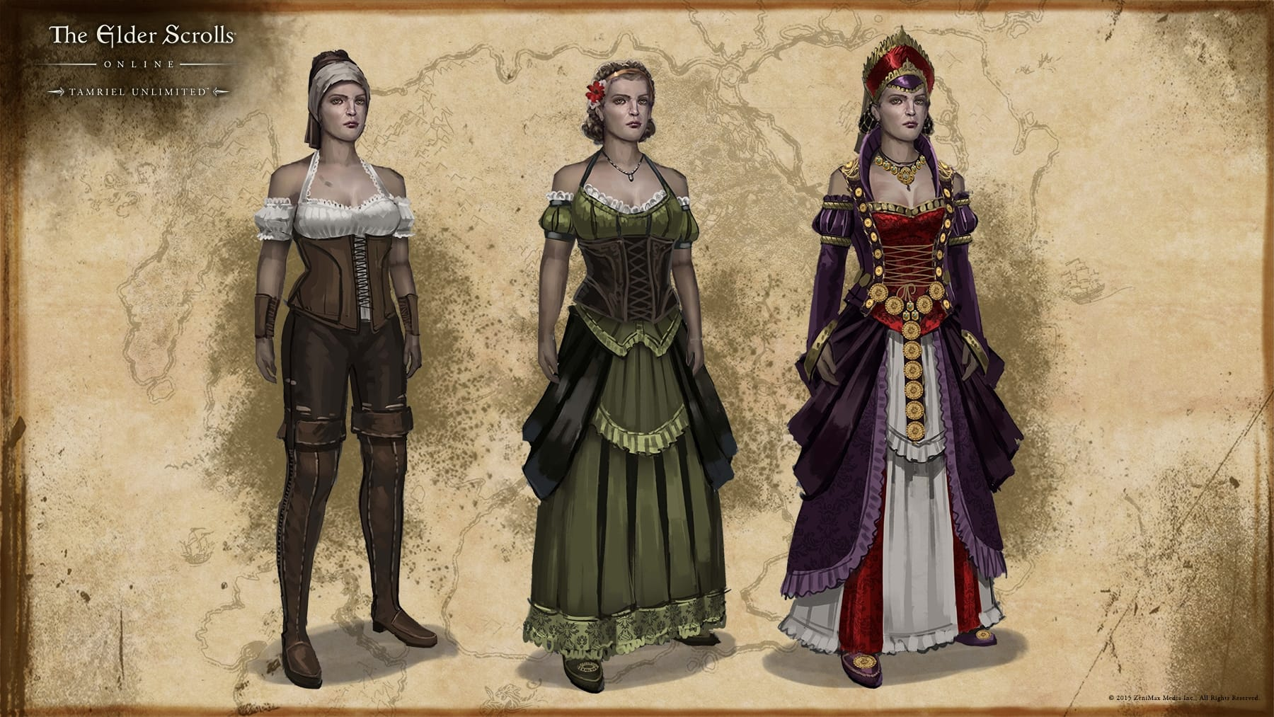 Fashionable Dresses Games