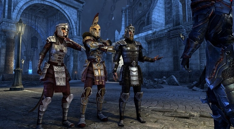 All Racial Syles Of Crafting Eso