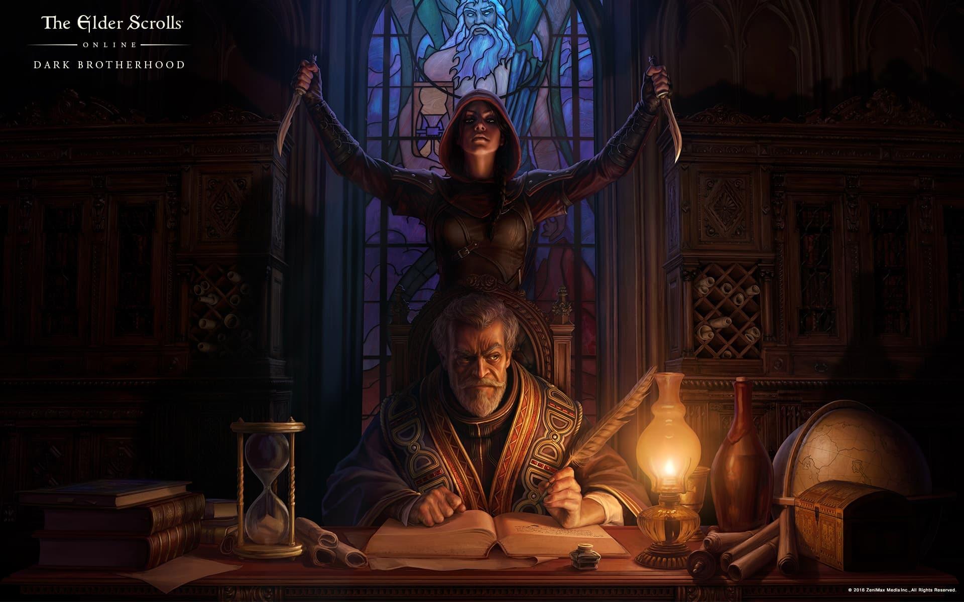 Dark Brotherhood Launch Details  Elder Scrolls Online