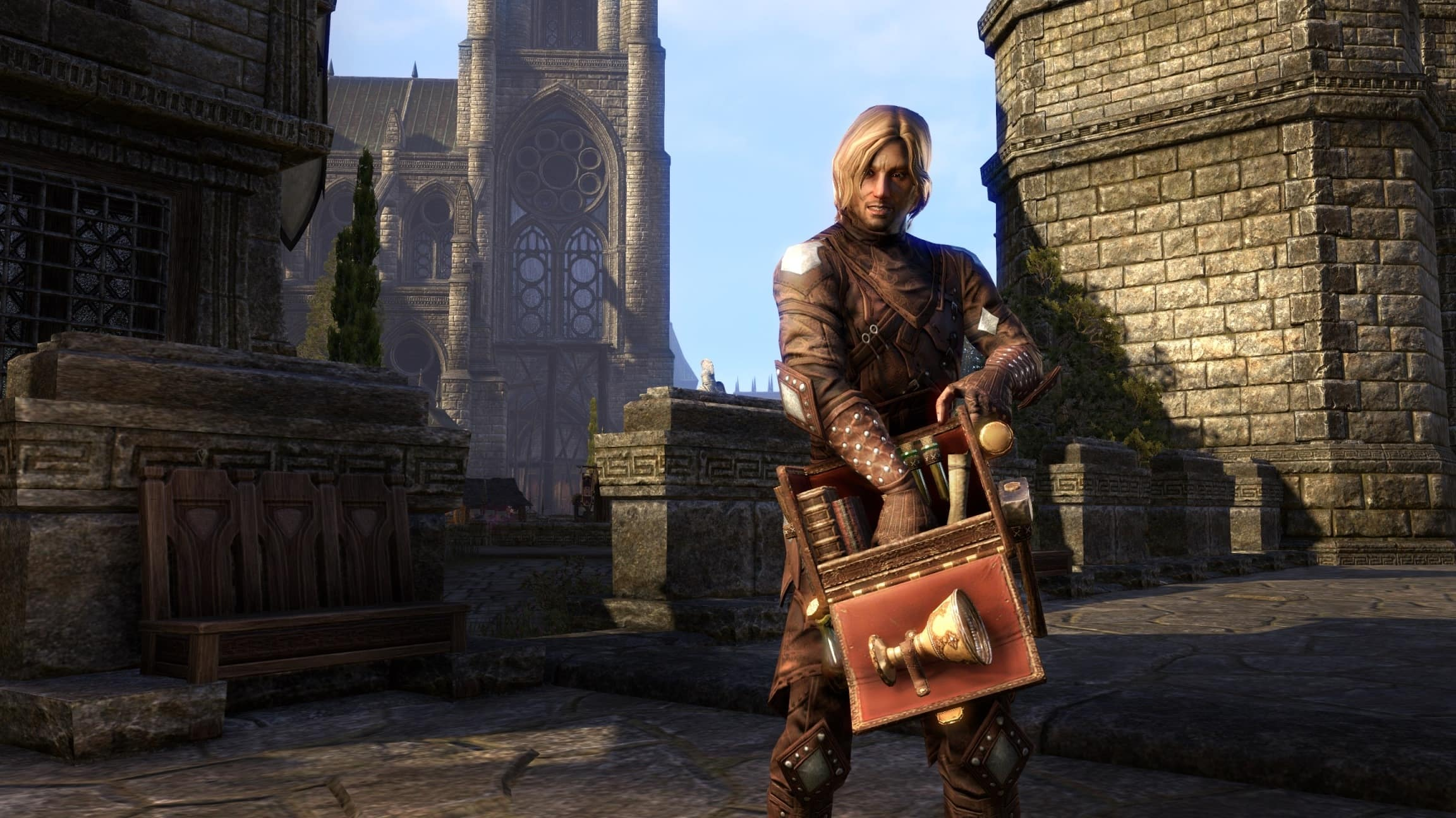 Eso How To Access Craft Bag Pc
