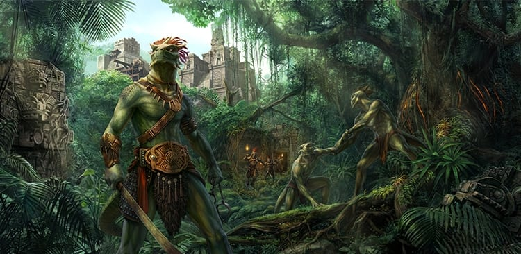 Elder Scrolls Online Windows 7 Theme With Awesome Wallpapers For ...