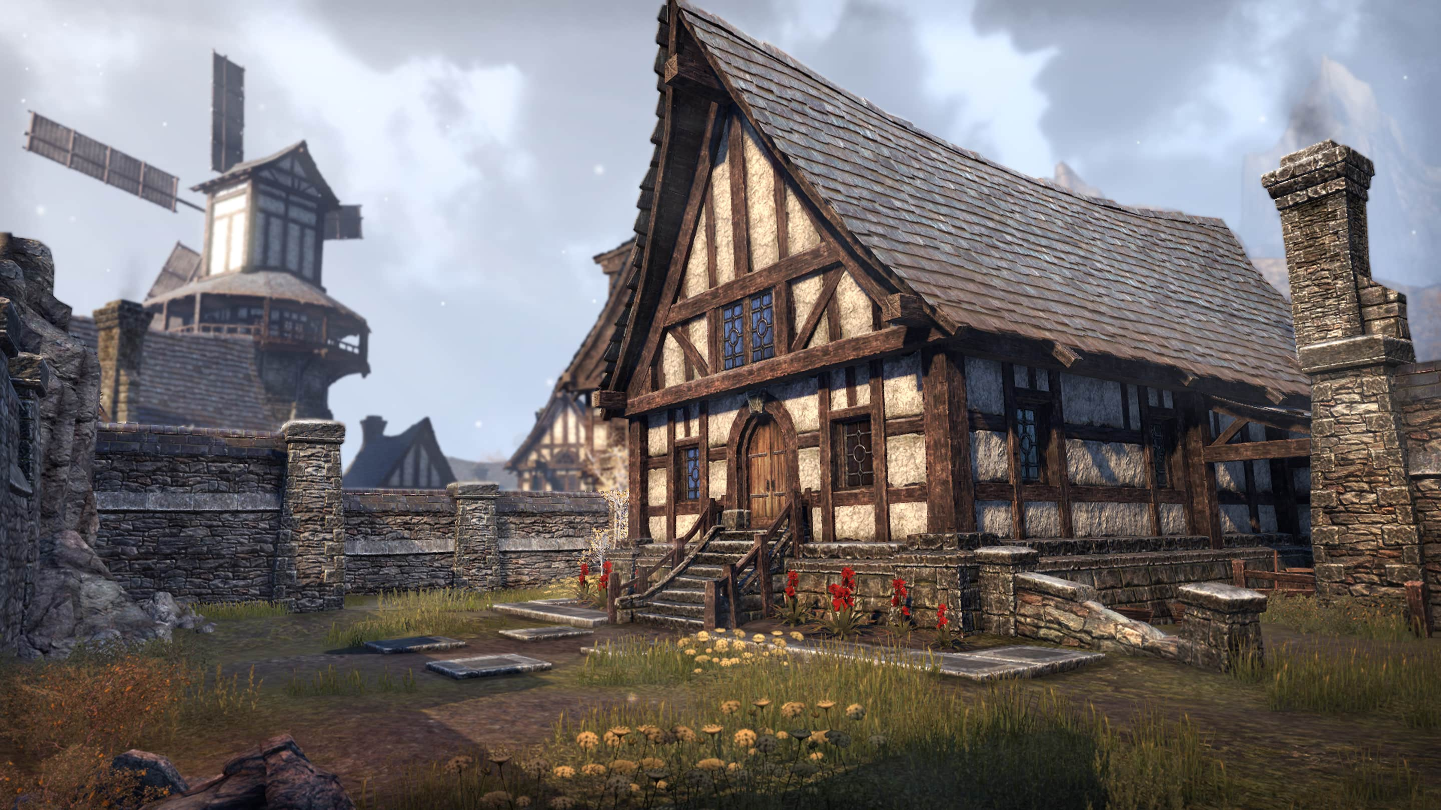 Owning Your Own Little Corner Of Tamriel Will Be A Reality When  Homestead Launches In February 2017, You'll Have Your Pick From Nearly 40  Unique Homes