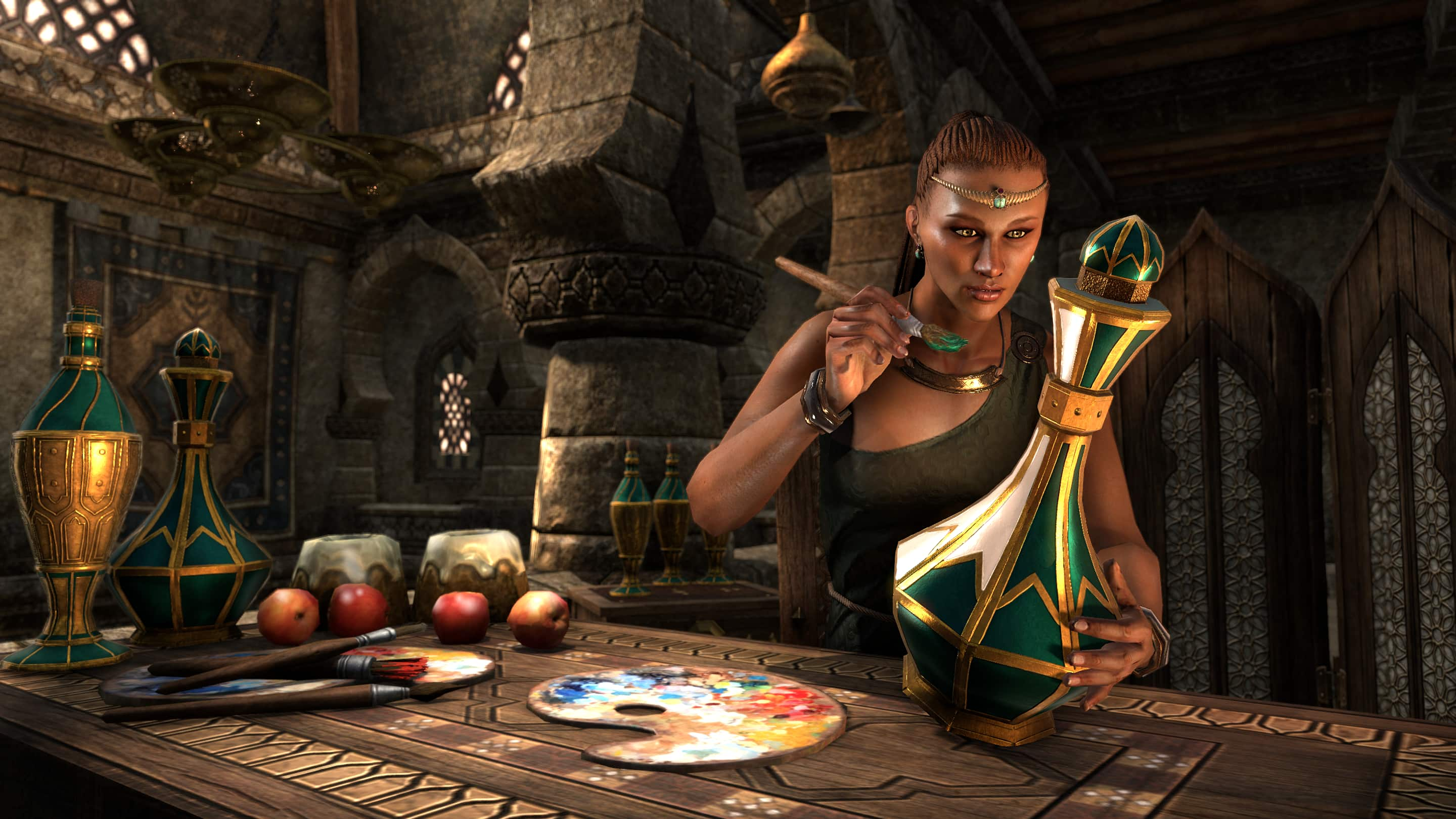 Furnishing Crafting Elder Scrolls Online Wiki