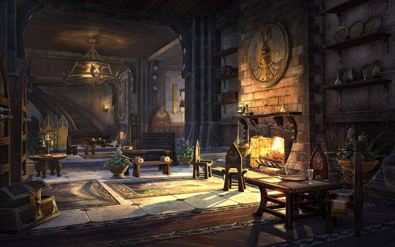 homestead is now live for pc mac elder scrolls online With homestead furniture eso