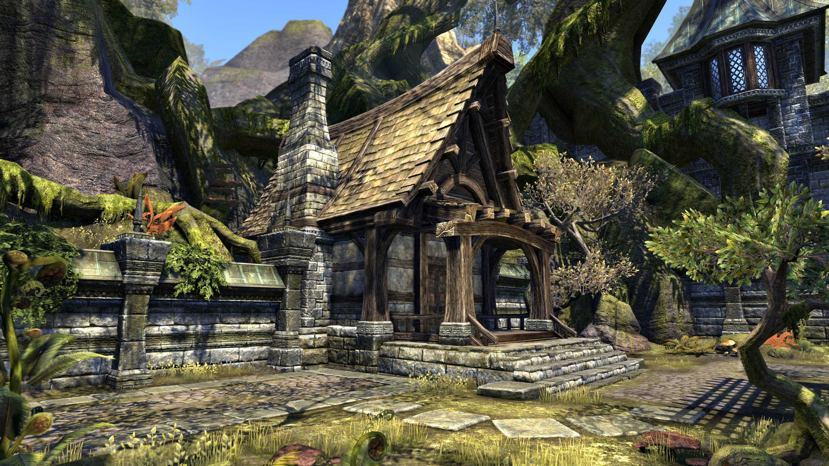 Homestead basics guide elder scrolls online for Classic house walkthrough