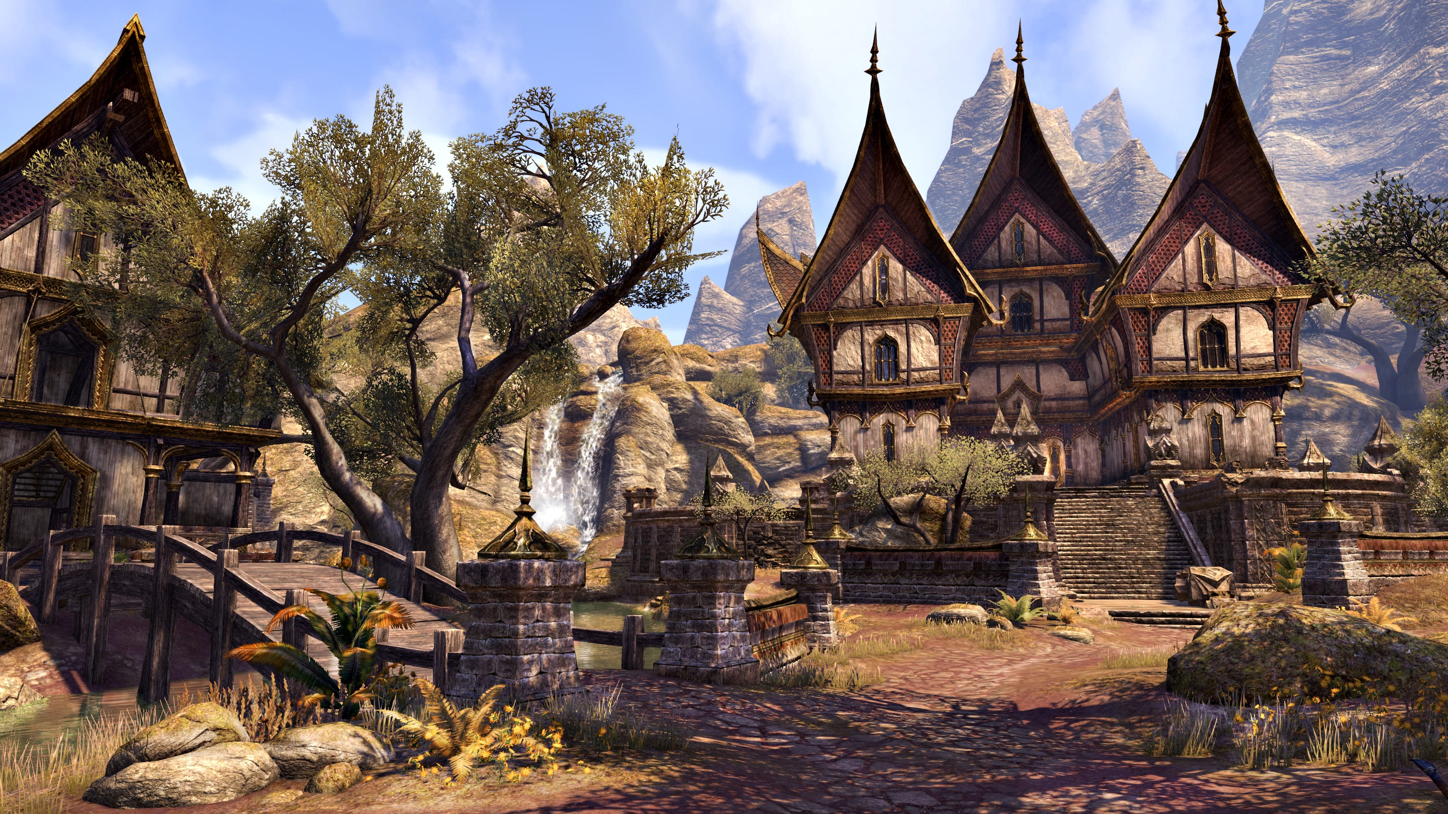 homestead basics guide elder scrolls online. Black Bedroom Furniture Sets. Home Design Ideas