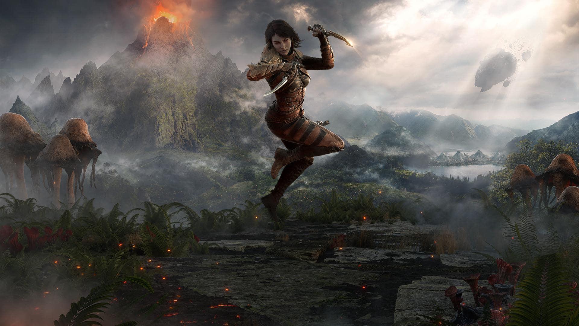 Morrowind the elder scrolls online - Morrowind wallpaper ...