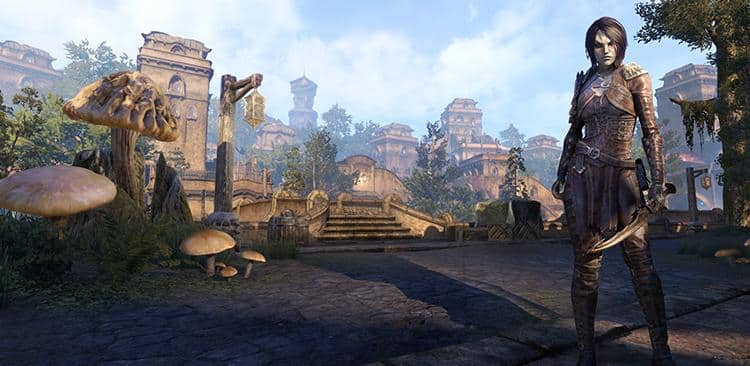 Morrowind - The Elder Scrolls Online