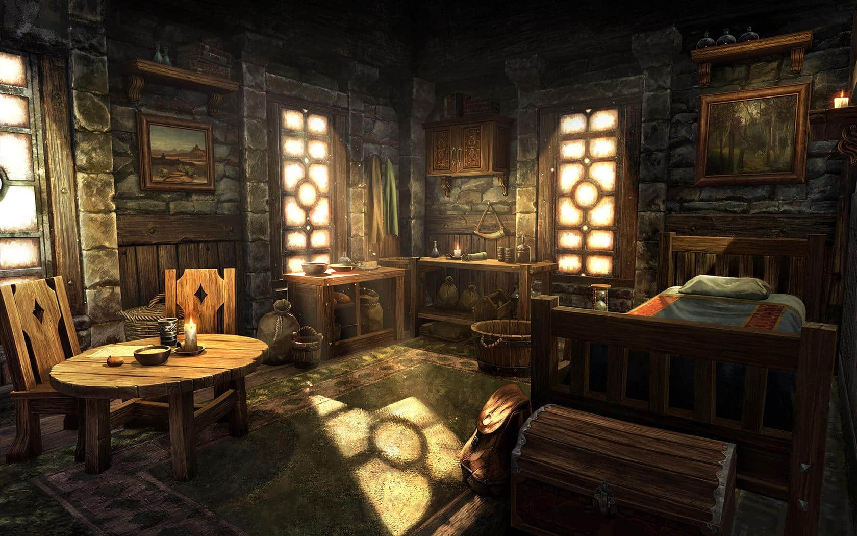New player guide gathering crafting elder scrolls online for Homestead furniture eso
