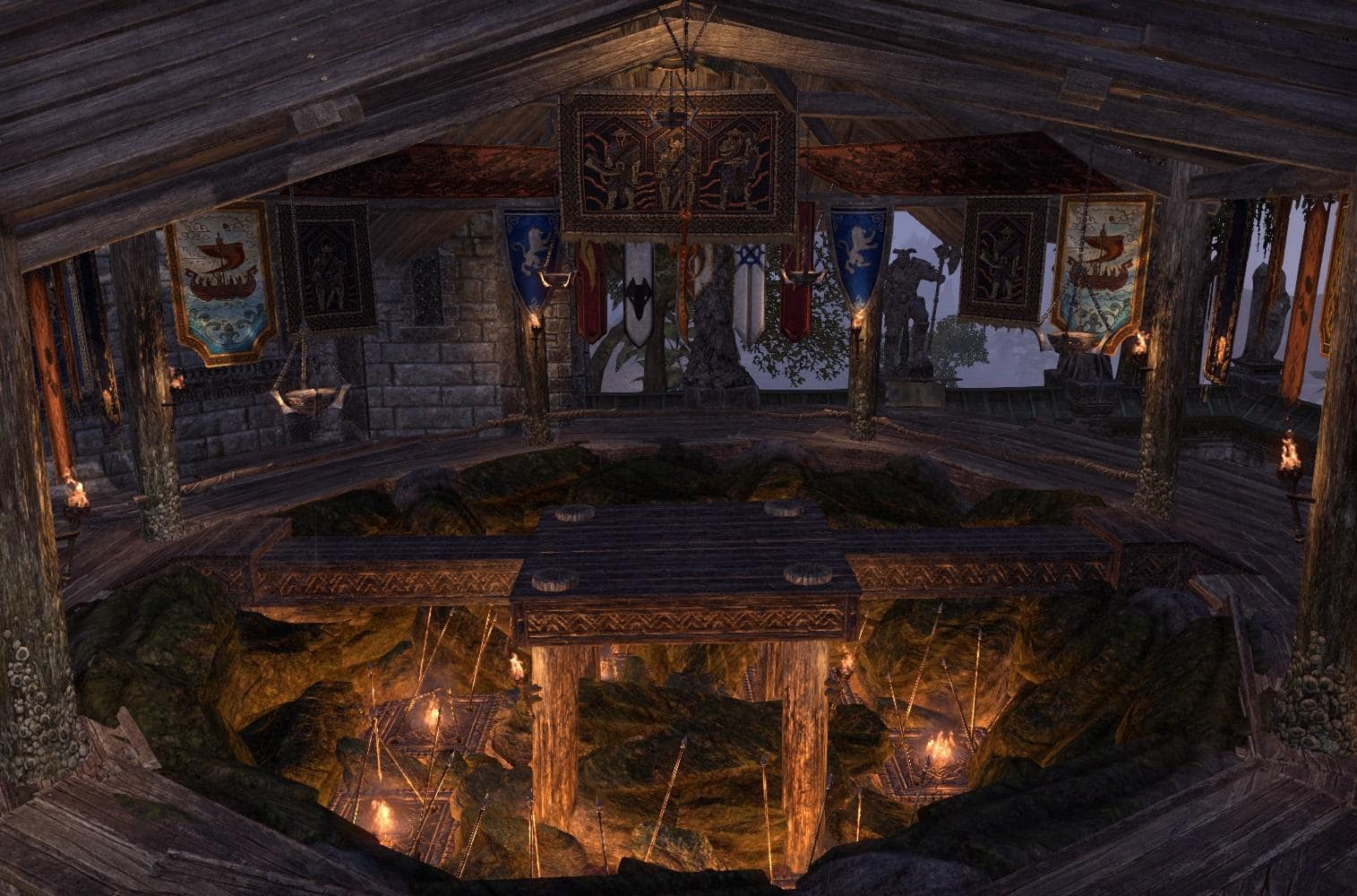 Announcing the winners of the eso home decoration contest for House decoration online