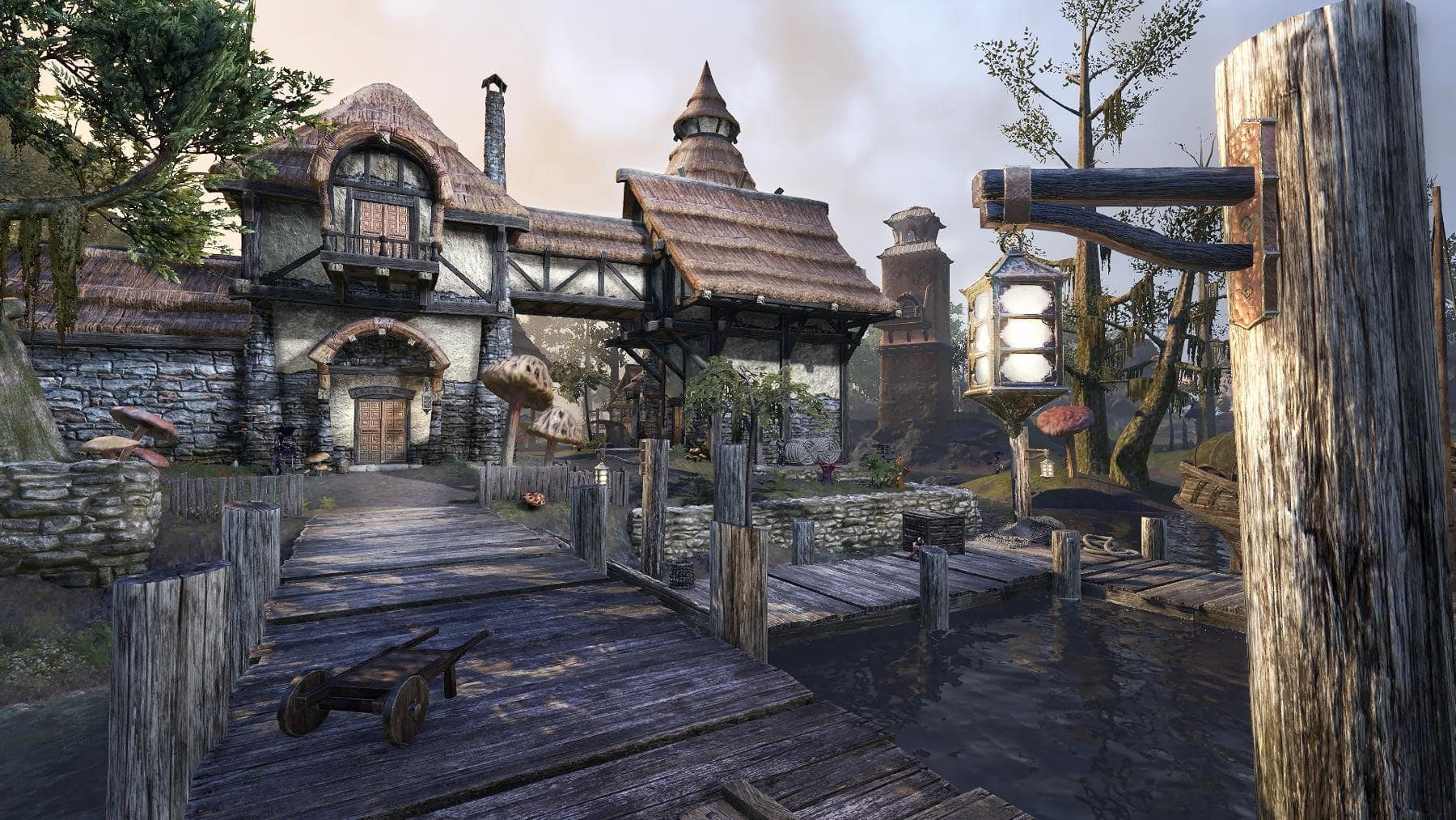 The eso morrowind adventure guide elder scrolls online for Home builder online