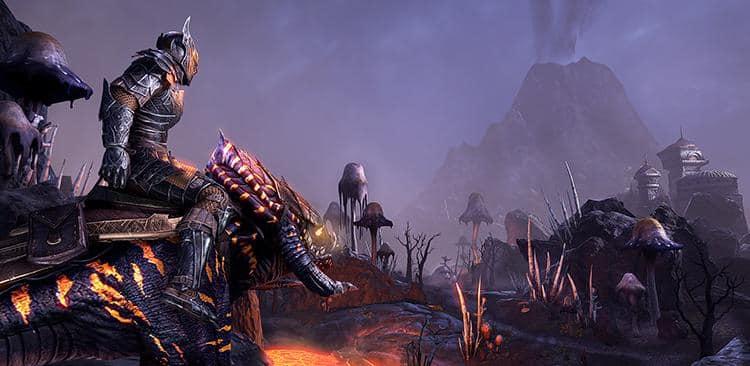 Le guide d'aventure d'ESO: Morrowind