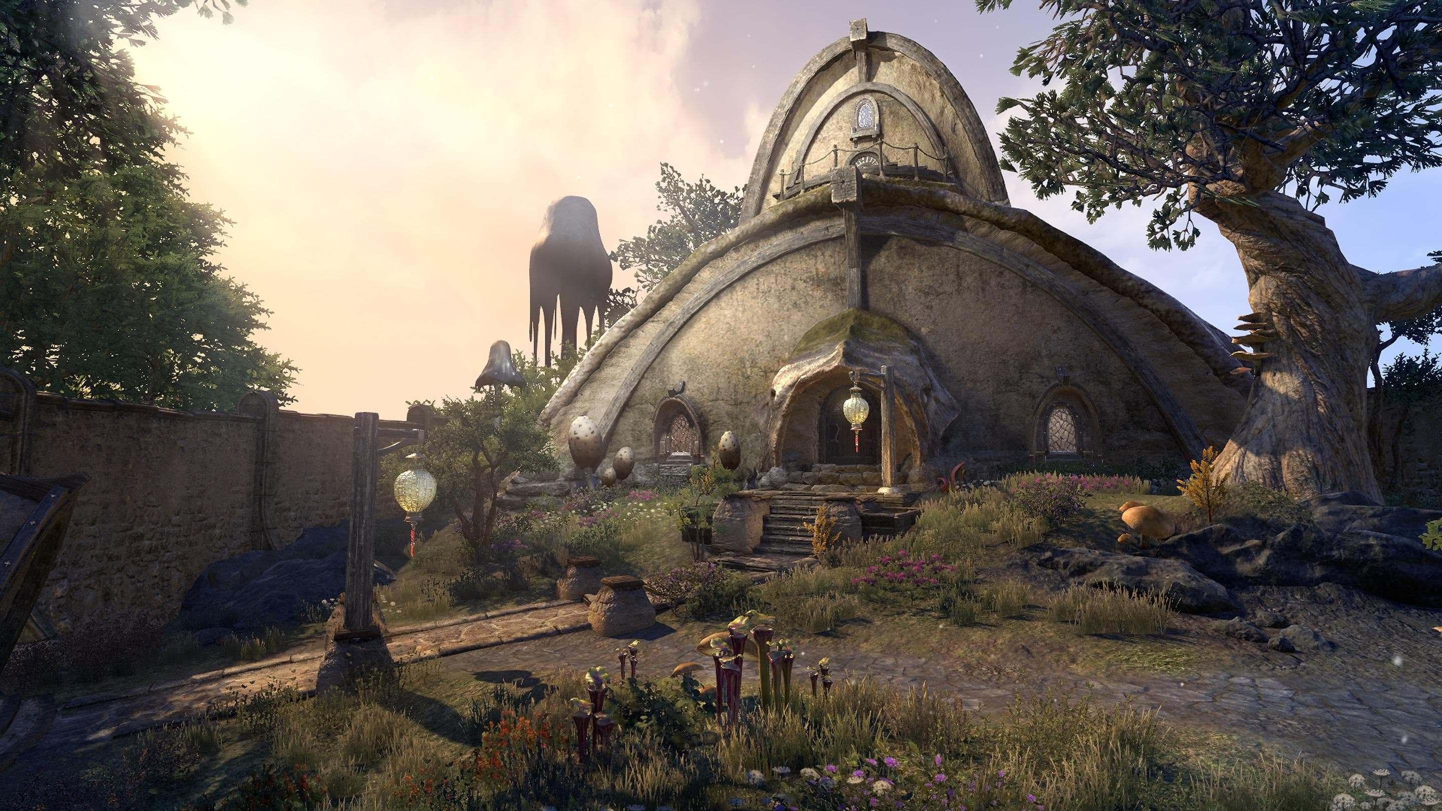 On The Coast North Of Gnisis, This Spacious Threelevel Home In The Redoran