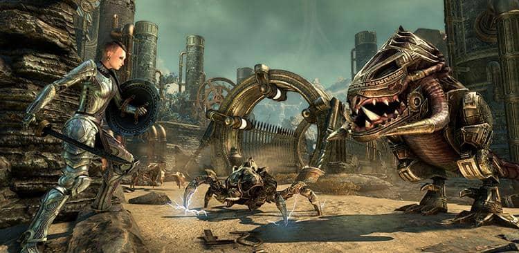 The Elder Scrolls Online :: Clockwork City and Update 16 Preview