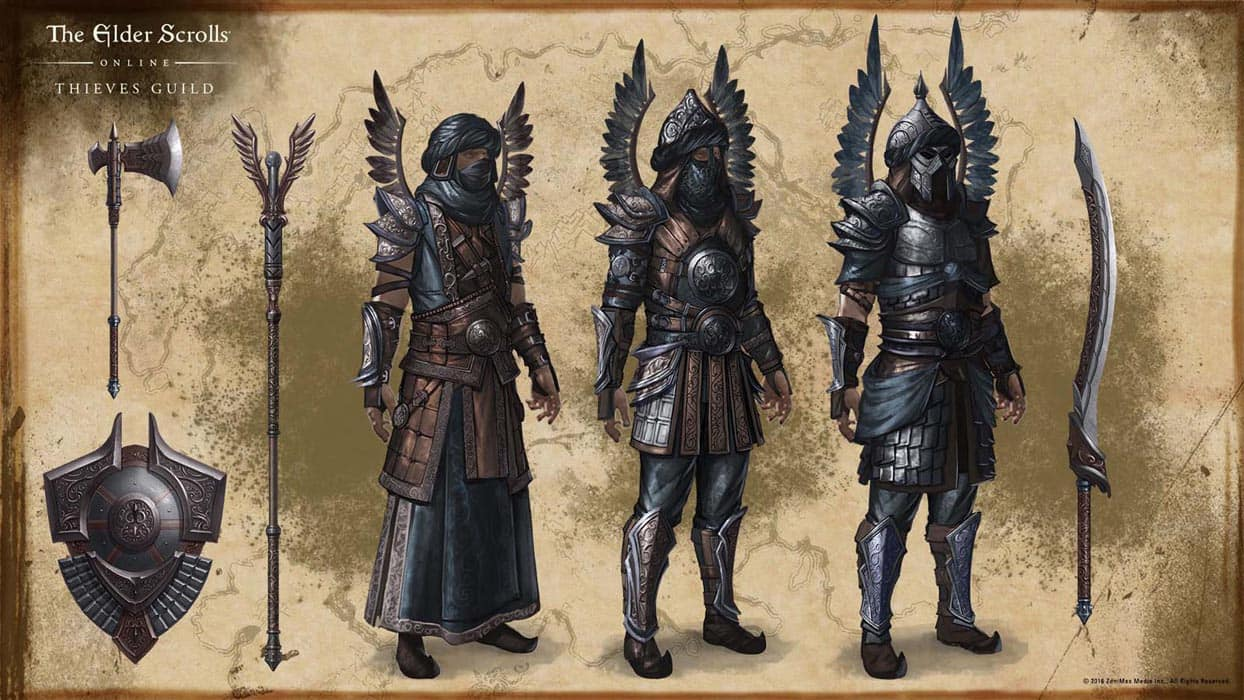 Eso Crafting Motifs List