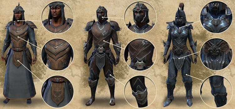 Ready for War: Orc and Redguard Armor - Elder Scrolls OnlineRedguard Elder Scrolls Online