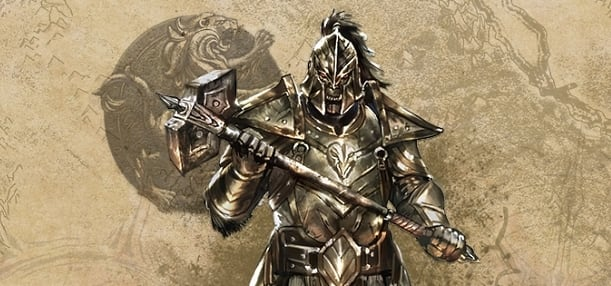 this new art for a look at Orcish  Khajiit  and Argonian heavy armorsElder Scrolls Online Argonian Armor