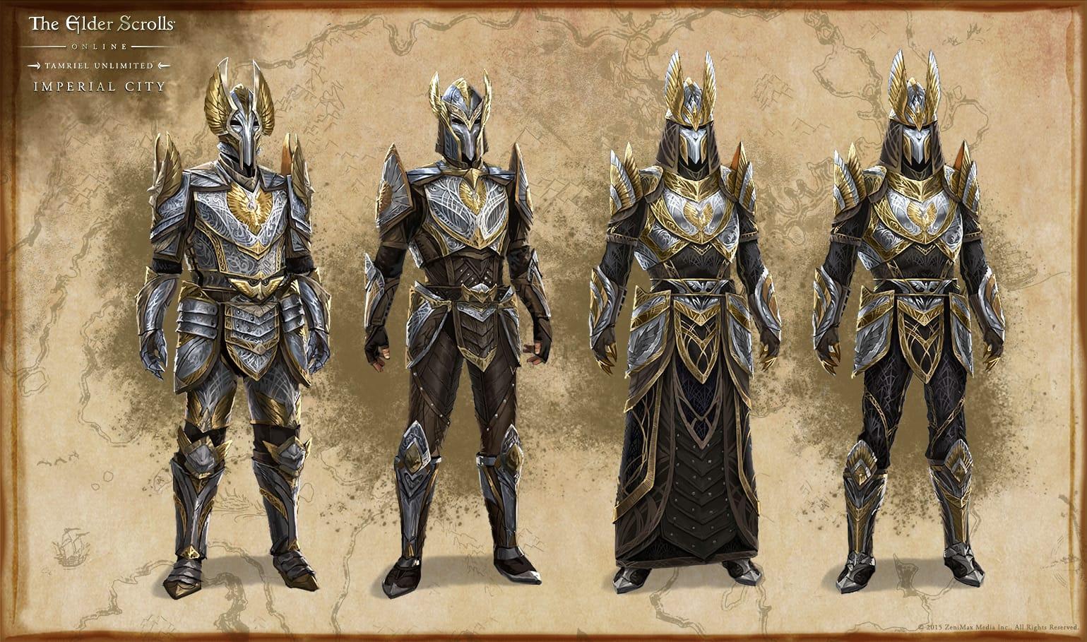 Faction Malacath Sword And Shield Elder Scrolls Online